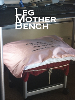 Leg Mother Bench that Warms the